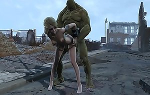 Fallout 4 Katsu Supermutants Training